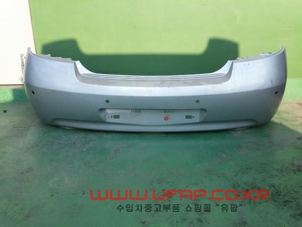 수입차 중고부품 - 인피니티 G35 4세대 뒤 범퍼. 호환차종: 2