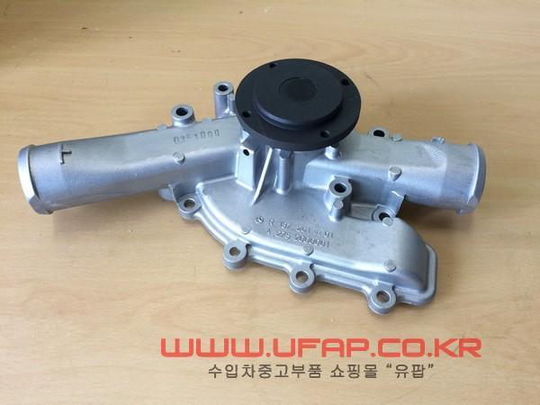 수입차 중고부품 - 벤츠 [워터펌프] S65/SL65/CL65/S600/CL600/SL600 (2752000101) 워터펌프. 호환차종: 5 2752000101