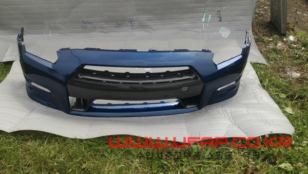 수입차 중고부품 - 닛산 GTR 앞 범퍼. 호환차종: 1 FBM2289S0H,FBM22KB60H