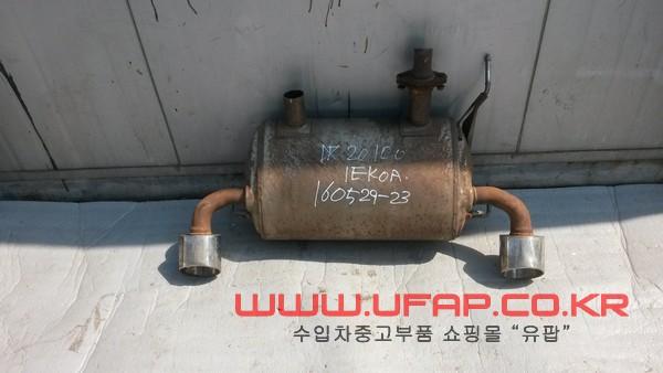 수입차 중고부품 - 닛산 Z 6세대연식) 머플러,마후라. 호환차종: 1 201001EKOA,201001ESOA