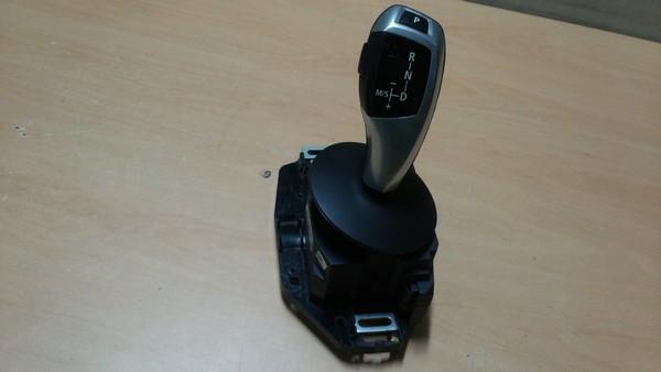 수입차 중고부품 - BMW 5시리즈 E60 LCI 기어선택 스위치. 호환차종: 4 61319165669,61319149668,61319212217