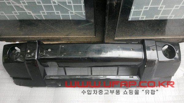 수입차 중고부품 - 지프 커맨더 앞 범퍼. 호환차종: 1 05191788AA