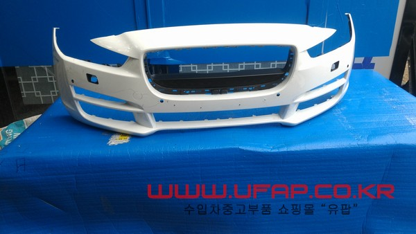 수입차 중고부품 - 재규어 XE 앞 범퍼. 호환차종: 1 GX7317F003AA