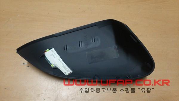수입차 중고부품 - 재규어 XF 1세대) 사이드 미러 커버 운전석. 호환차종: 3 C2Z4413