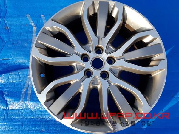 수입차 중고부품 - 랜드로버 레인지로버스포츠 2세대 휠. 호환차종: 1 DK6M1007NA,DK621007FA
