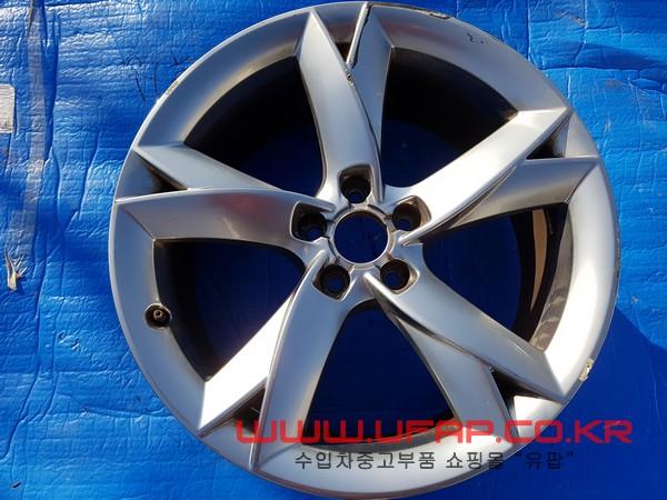 수입차 중고부품 - 아우디 A5 2세대 휠. 호환차종: 1 8T0601025CK