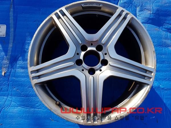 수입차 중고부품 - 벤츠 CLS AMG [휠]-9*19-(2184010000, 2184011802) 휠. 호환차종: 1 2184010000,2184011802