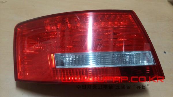 수입차 중고부품 - 아우디 A6 6세대 후미등, 테일램프, 데루등 운전석. 호환차종: 1 4F5945095N