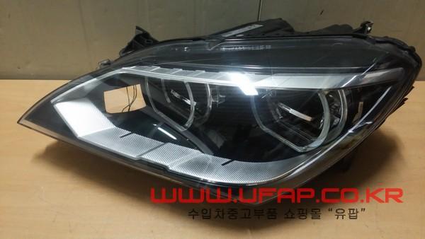 수입차 중고부품 - BMW 6시리즈 F06 GRAN COUPE 헤드라이트 운전석. 호환차종: 3 63127358357,63127287187