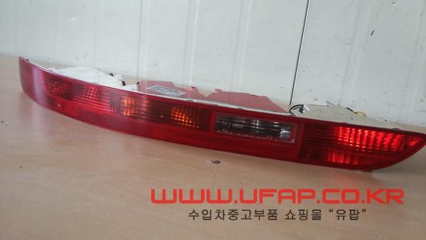수입차 중고부품 - 아우디 Q5 1세대 뒤 범퍼 시그널 램프 운전석. 호환차종: 1 8R0945095