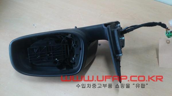 수입차 중고부품 - 볼보 S80 1세대 사이드 미러 조수석. 호환차종: 1 30745254,30745256