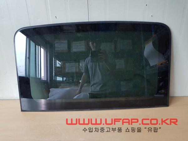 수입차 중고부품 - 포드 익스플로러 5세대 루프 판넬유리. 호환차종: 1 BB5Z78500A1SA,BB5378500A18AA