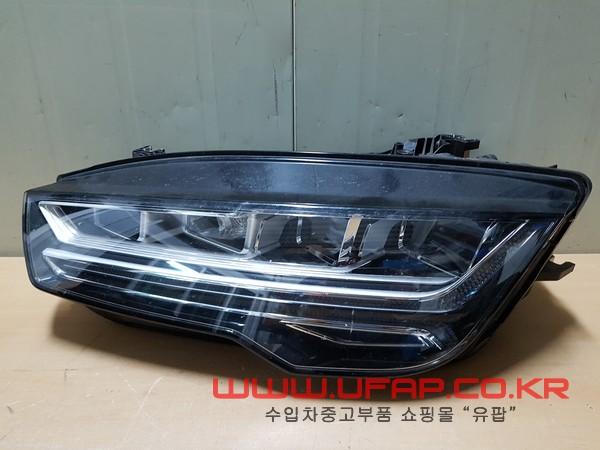 수입차 중고부품 - 아우디 A7 1세대 헤드라이트 운전석. 호환차종: 1 4G8941033J,4G8941773J