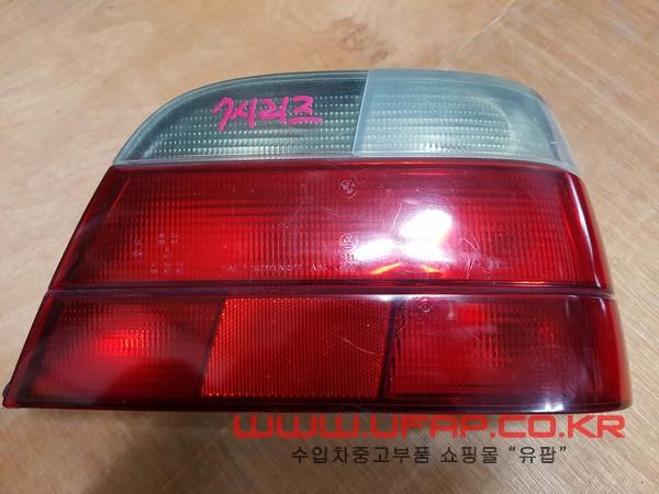 수입차 중고부품 - BMW 7시리즈 E38 후미등, 테일램프, 데루등 조수석. 호환차종: 1 82199402992