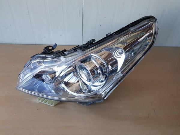 수입차 중고부품 - 인피니티 G37 4세대 헤드라이트 운전석. 호환차종: 1 260601NM6C