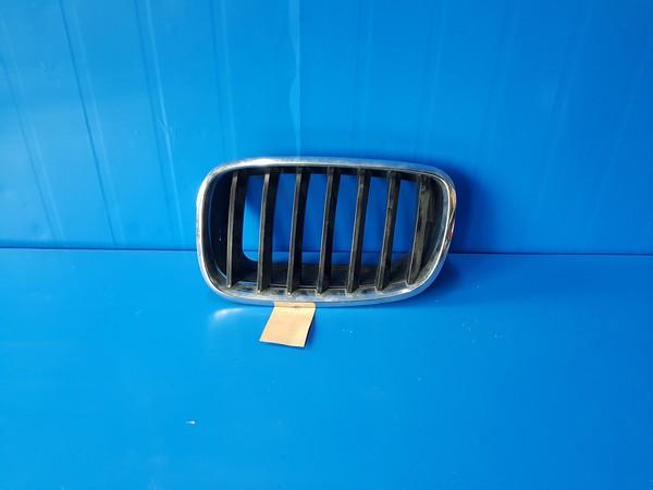 BMW X5시리즈 E70 라디에이터 그릴. 운전석 호환차종: 2 51137157687