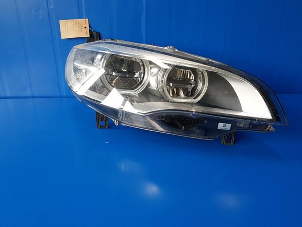 BMW X6시리즈 F16 헤드라이트. 조수석 호환차종: 1 63117359366,63117277452