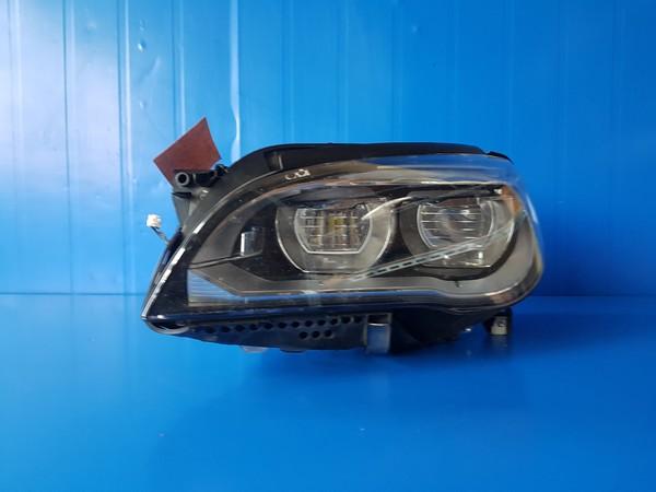 BMW 7시리즈 F01 LCI 헤드라이트. 운전석 호환차종: 1 63117348497