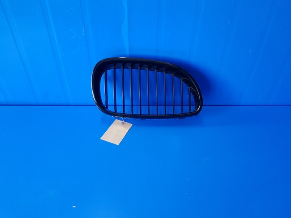 BMW 5시리즈 E60 라디에이터 그릴. 조수석 호환차종: 2 51712155446