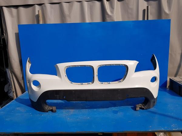 BMW X1시리즈 E84 앞 범퍼.-09~12년 호환차종: 1 51112990185,51112993565,51112990186