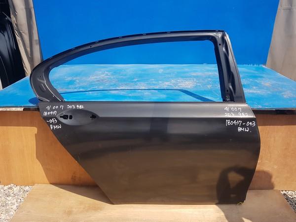 BMW 7시리즈 F02 뒷도어. 조수석 호환차종: 3 41007203982,41007203982