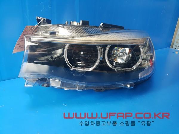 BMW 3시리즈 F34 GT LCI 헤드라이트. 운전석 호환차종: 1 63117470435