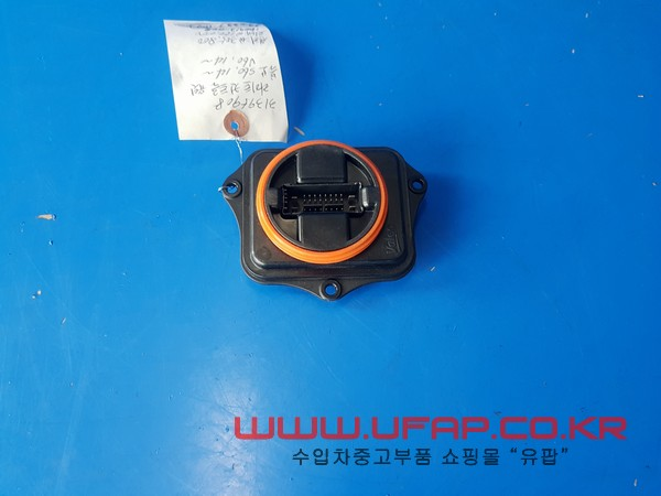 볼보 S60 2세대   라이트 컨트롤모듈.  좌우무관  호환차종: 2   31395908