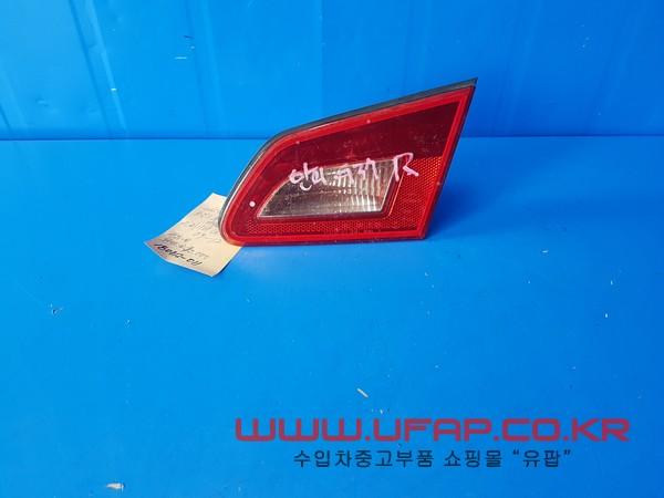 인피니티 G37 4세대7~~13연식)  트렁크 후미등.  조수석  호환차종: 1   26540JK00C