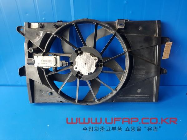 포드 토러스 6세대   라디에이터 휀.  호환차종: 2   AG138C607AB,AG1Z8C607A