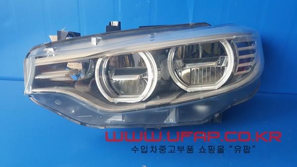 BMW 3시리즈 F80 M3   헤드라이트.   운전석-풀LED  호환차종: 7   63117377841