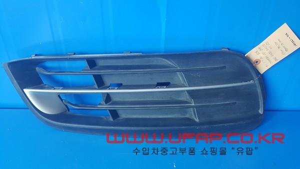 BMW 5시리즈 F10 LCI   안개등 그릴.  조수석  호환차종: 2   51117331728