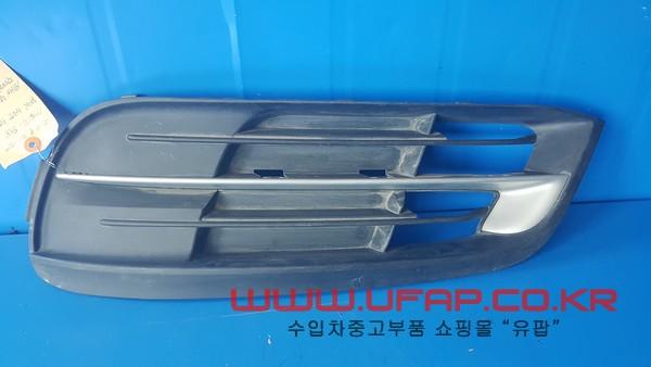 BMW 5시리즈 F10 LCI   안개등 그릴.   운전석  호환차종: 2   51117331727