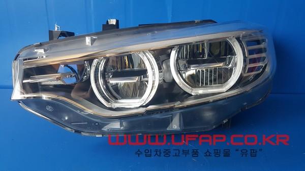 BMW 3시리즈 F80 M3   헤드라이트.   운전석  호환차종: 7   7460619,63117377841