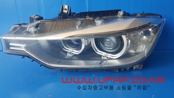 BMW 3시리즈 F30   헤드라이트.   운전석  호환차종: 2   63117259525,63117314531