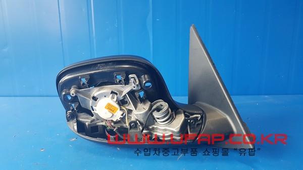 BMW X1시리즈 E84   사이드미러.  조수석  호환차종: 1
