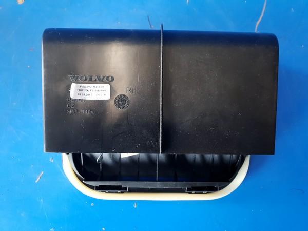 수입차 중고부품 - 볼보 S60 2세대   뒤 휀다 에어덕트.  호환차종: 1   31418703