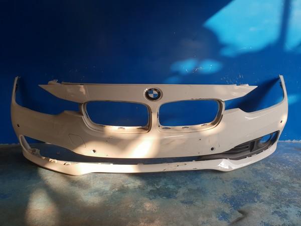 수입차 중고부품 - BMW 3시리즈 F30 LCI   앞 범퍼.  호환차종: 2   7397622,51117445093