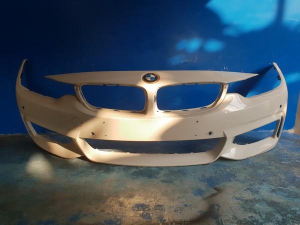 수입차 중고부품 - BMW 4시리즈 F32   앞 범퍼.  호환차종: 6   51118061919