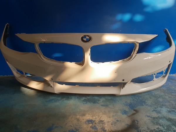 수입차 중고부품 - BMW 3시리즈 F34 GT   앞 범퍼.-워셔노즐X  호환차종: 2   7302953,51117371813