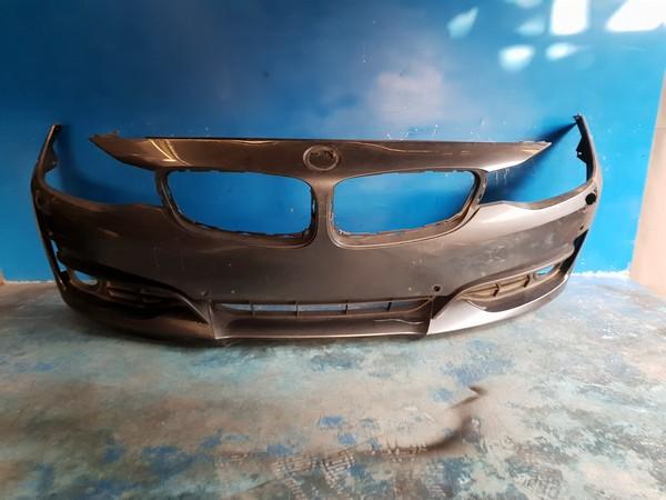 수입차 중고부품 - BMW 3시리즈 F34 GT   앞 범퍼.-워셔노즐O  호환차종: 2   7302962,51117371819