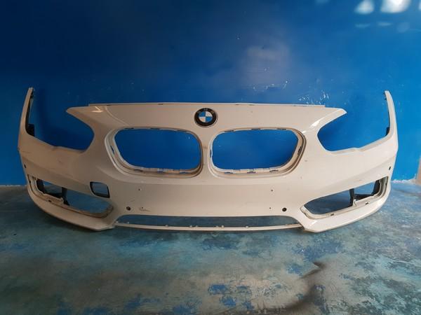 수입차 중고부품 - BMW 1시리즈 F20 LCI   앞 범퍼.  호환차종: 2   7371736,51117429716,51117371671
