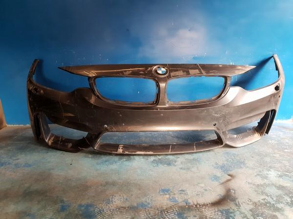 수입차 중고부품 - BMW 3시리즈 F80 M3   앞 범퍼.  호환차종: 6   51118058802