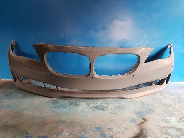 수입차 중고부품 - BMW 7시리즈 F01 LCI   앞 범퍼.  호환차종: 3   51117313947