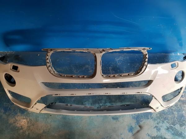 수입차 중고부품 - BMW X3시리즈 F25   앞 범퍼.  호환차종: 1   51117389896