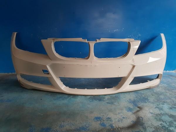 수입차 중고부품 - BMW 3시리즈 E90 LCI   앞 범퍼.  호환차종: 2   51117891388