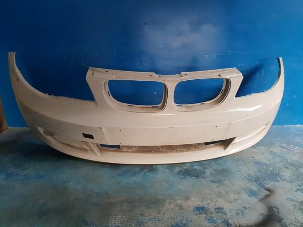 수입차 중고부품 - BMW 1시리즈 E82   앞 범퍼.  호환차종: 2   51117202189
