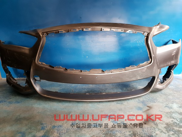 수입차 중고부품 - 인피니티 QX60 1세대   앞 범퍼.  호환차종: 1   620229NCOH