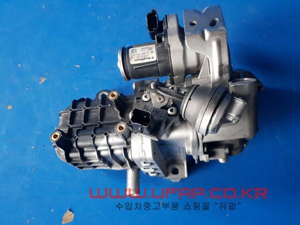 수입차 중고부품 - 포드 포커스 3세대   EGR 밸브.  호환차종: 4   Z2747003,9807593080,DS7Q9D475DA,1861749