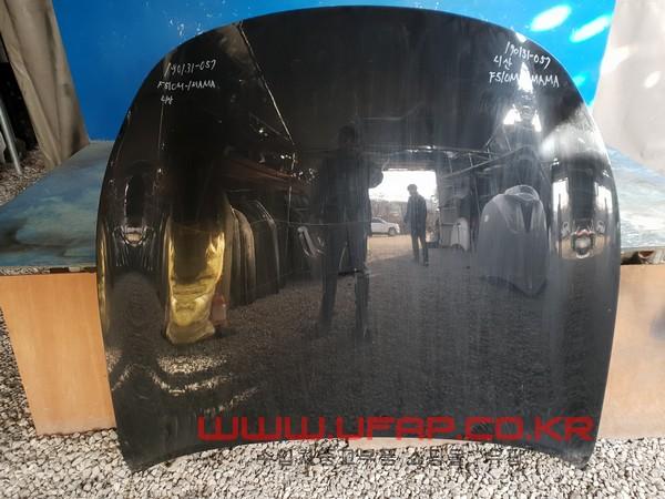 수입차 중고부품 - 인피니티 Q70 4세대   본넷.  호환차종: 2   F510M1MAMA