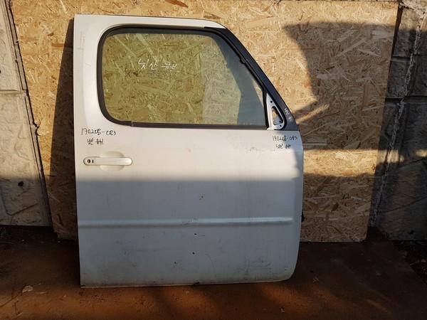 수입차 중고 부품 - 닛산 큐브 2세대 앞 도어.  조수석  호환차종: 3   H01003U0MM
